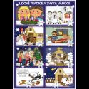 Tematický obraz: Lidové tradice a zvyky: Vánoce