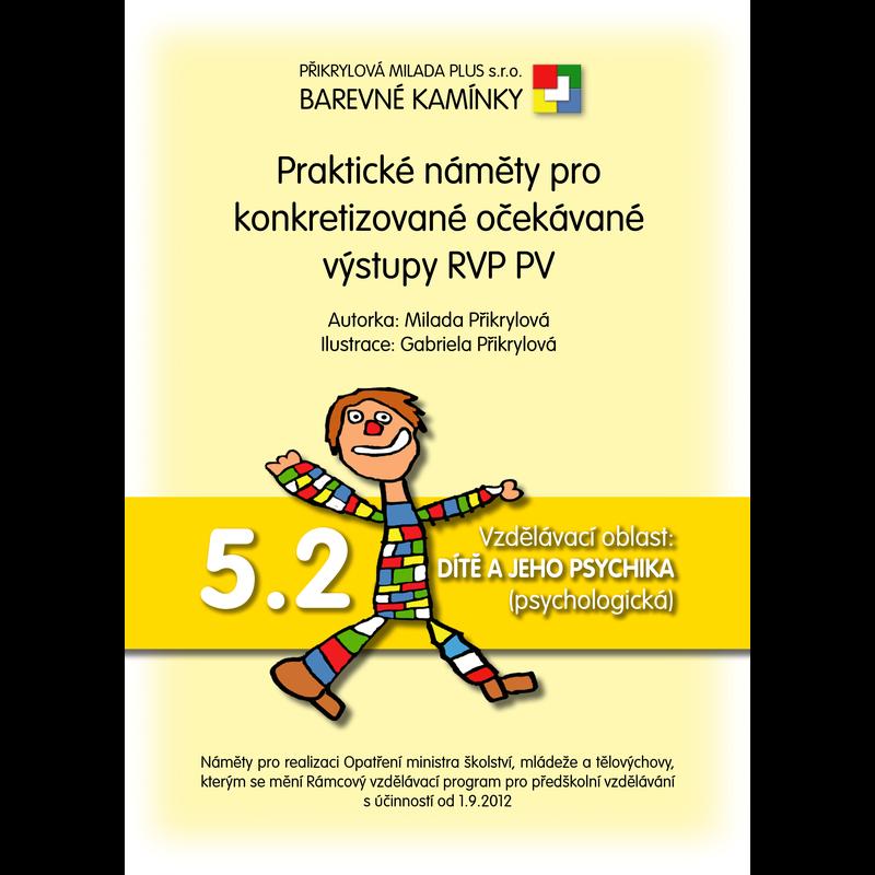 Praktické náměty pro konkretizované očekávané výstupy - Dítě a jeho psychika