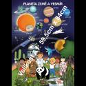 Tematický obraz: Planeta Země a vesmír