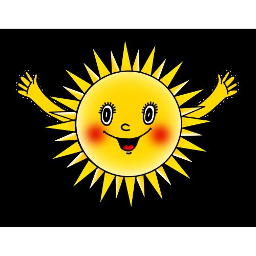 Hrajeme si a učíme se: BŘEZEN - průvodcem je Sluníčko