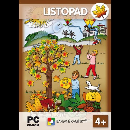 Hrajeme si a učíme se: LISTOPAD - ukázky