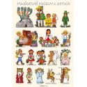 Tematický obraz: Pohádkové postavy a bytosti 1